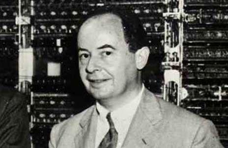 Features of a Von Neumann architecture