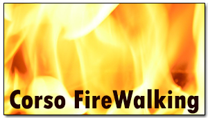 fire walking-pulsante