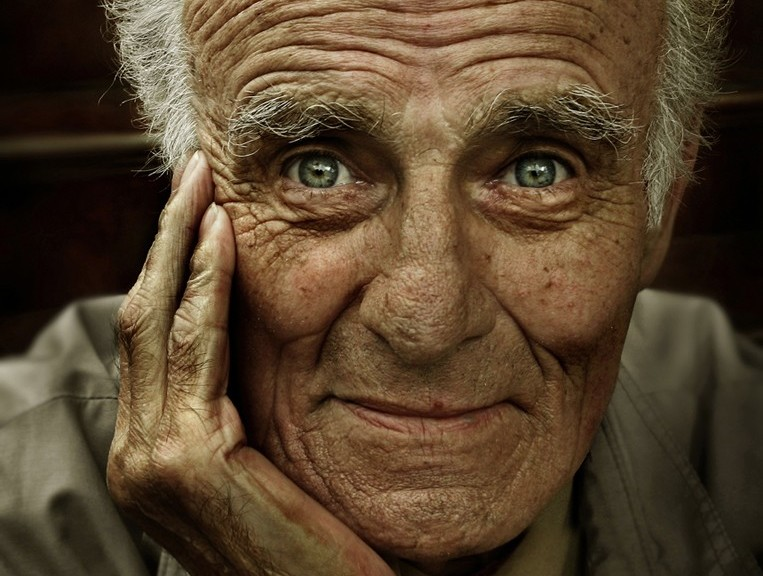 elderly man portrait - photo #5